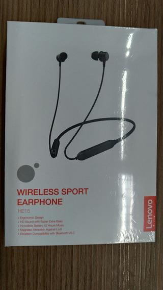 Fone Wireless Lenovo - (semi-novo)