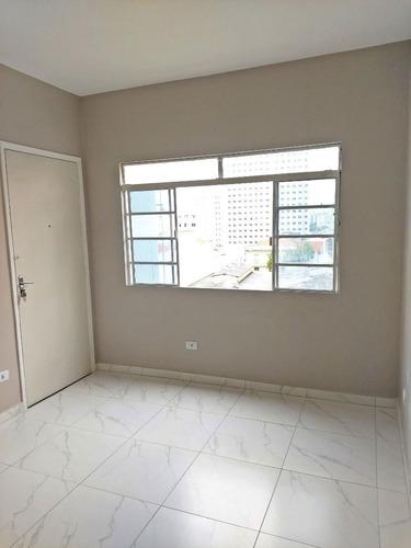 Apartamento Com 1 Dormitório Para Alugar, 40 M² Por R$ 1.150,00/mês - Liberdade - São Paulo/sp - Ap0228