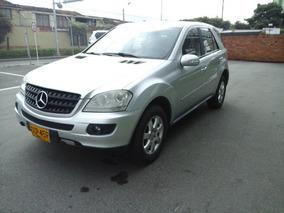 Mercedes-benz Ml 350 4 Matic 3.5 Auto. Año 2007