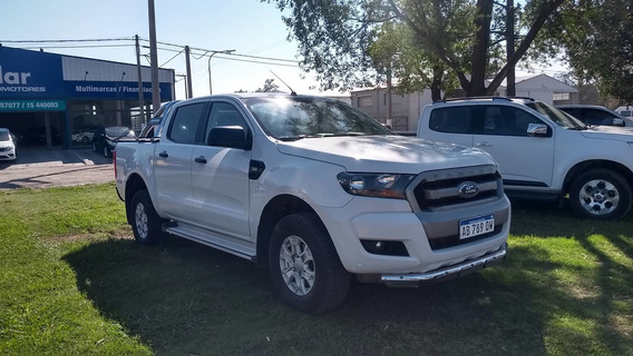 Ford Ranger Cabina Doble Xls 4x2 Manual L/16