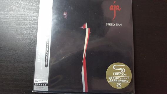 Steely Dan - Aja. Shm Remaster Mini Lp Japones Com Obi