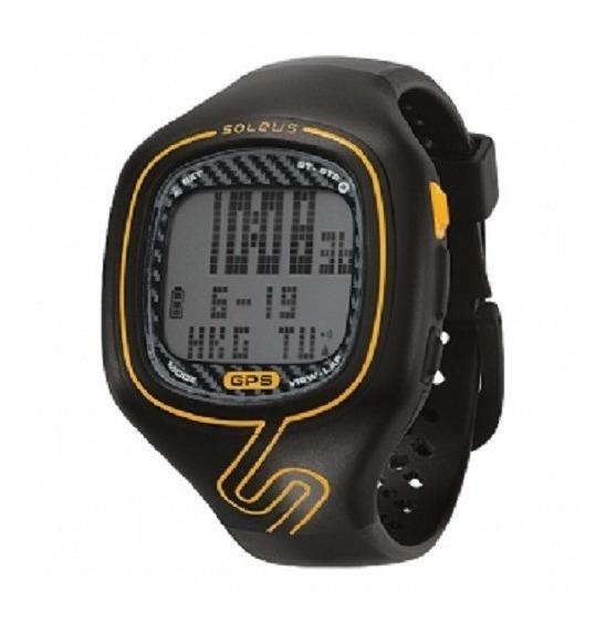 Relógio Smartwatch Fitness Soleus Gps Vibe
