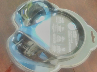 Auriculares De Diadema Abiertos Usb Hp C/mic. Negros