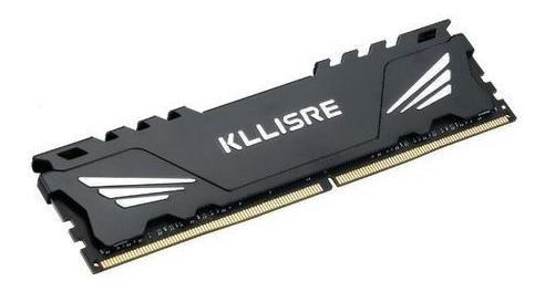 Memória Kllisre 4gb Ddr3 1600mhz Na Caixa