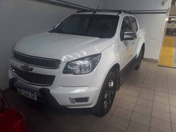 Chevrolet S10 2.8 High Country Cd 4x2 Manual Año 2016 #1