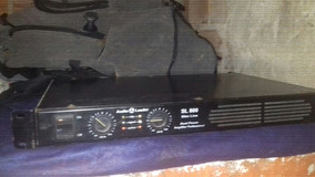 Amplificador Audio Leader Sl Slim 800