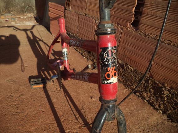 Quadro De Bicicleta B M X Pantera