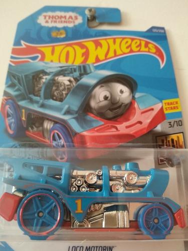 Tren Hot Wheels Loco Motorin Thomas And Friends Mattel