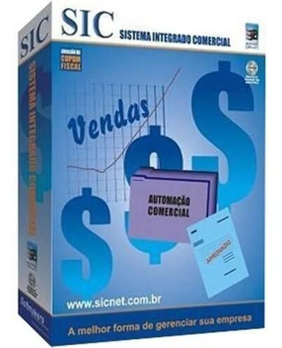 Software Para Pequenas Empresas Sic - Revenda Autorizada (enviado Via Digital) Comprar Somente Com Retirada Na Loja