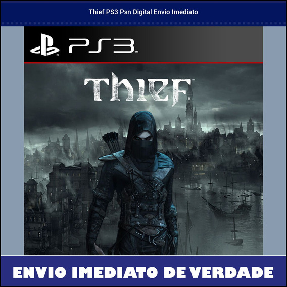 Thief Ps3 Psn Digital Envio Imediato