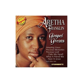 Franklin Aretha Gospel Greats Usa Import Cd Nuevo