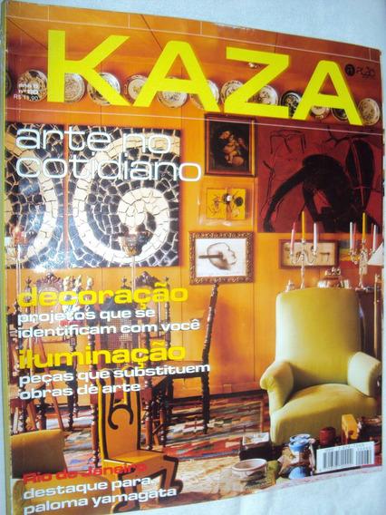 Revista Kaza Ano 6 - Nº 60 (sebo Amigo)