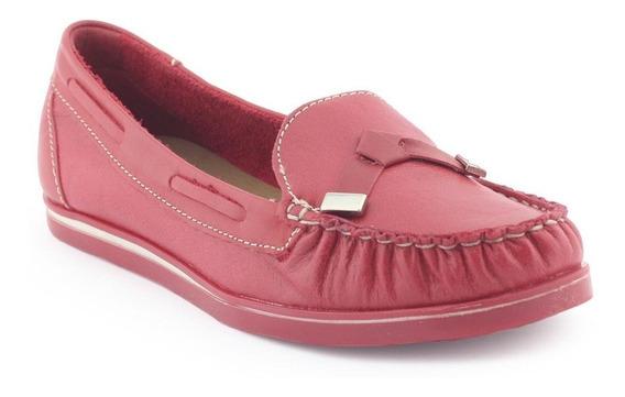 Sapato Feminino Mocassim Couro 286602 - Bottero