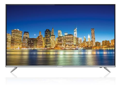 Imagen 1 de 3 de Tv Hyundai Ultra Hd 50  Smart Tv Hyled5017w4km