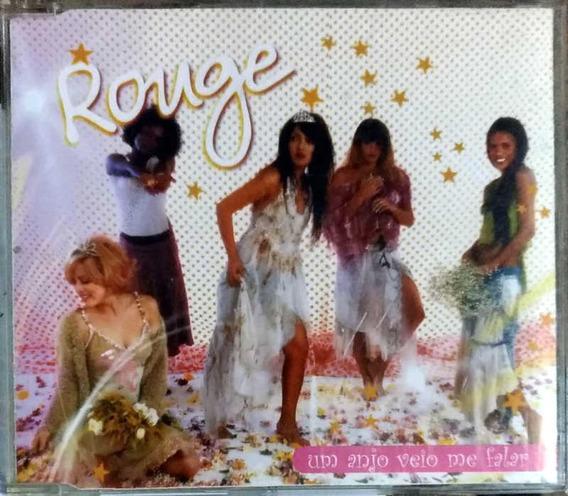 Cd - Rouge: Um Anjo Veio Me Falar - Single 2003