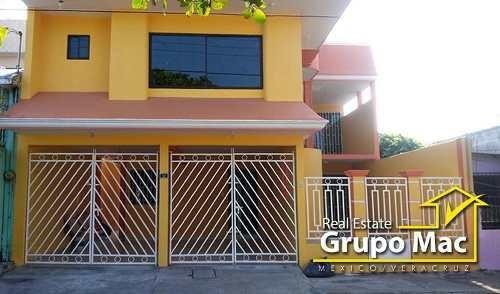 Casa En Venta En Ejido Primero De Mayo Sur, Boca Del Río, Ver.