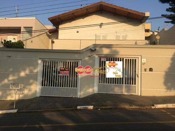Casa - Nova Itatiba - Ca3641