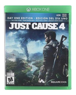 Xbox One Juego Just Cause 4 Day One Edition Nuevo Y Sellado