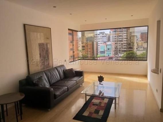 Apartamento En Alquiler Campo Alegre 21-6696 Adriana 04143391178