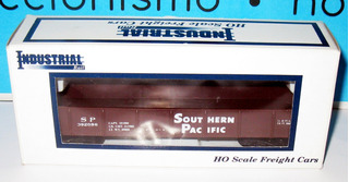 Vagón Southern Pacific - Escala H0 1/87 Industrial Rail