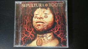 Sepultura - Roots (original) (1996) (usado)