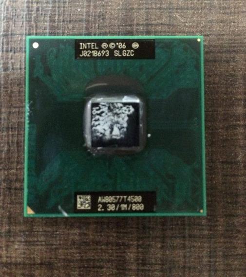 Processador Notebook Intel Dual Core T4500 1m 2.30ghz Slgzc