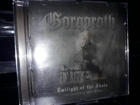Gorgoroth Twilight Of The Idols. Cd Usado