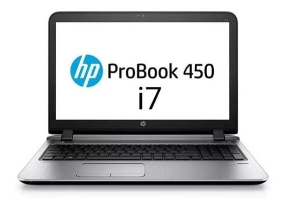 Notebook Hp Probook I7 16gb Ram Ssd 960gb *único No Brasil