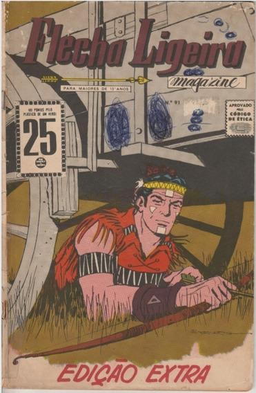 Flecha Ligeira Magazine N.°91 1964 Rge Jm.gibis-raros