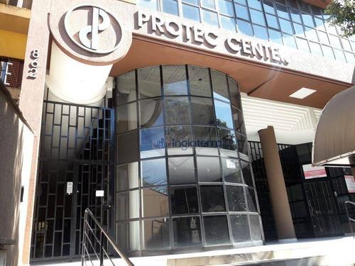 Imagem 1 de 8 de Apartamento Para Alugar, 50 M² Por R$ 620,00/mês - Centro - Londrina/pr - Ap1806