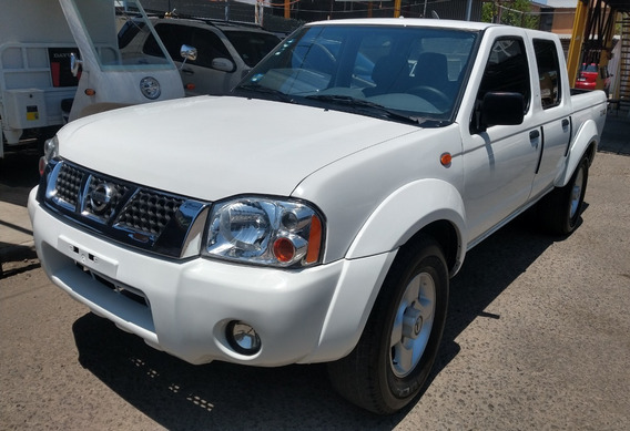 Nissan Frontier Doble Cabina Np 300 2013 4x2