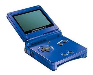 Consola Game Boy Advance Sp Gba Usada Garantia Usado Vdgmrs