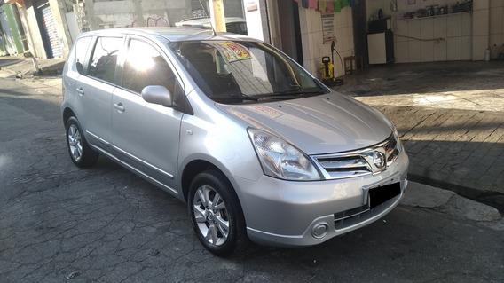 Nissan Livina 1.8 S Flex Aut. 5p 2013 Automatica