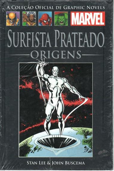 Surfista Prateado - Origens (salvat Xiv) Lacrada