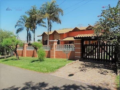 Chácara Com 3 Dormitórios À Venda, 1000 M² Por R$ 620.000 - Horizonte Azul 1 - Itupeva/sp - Ch0249