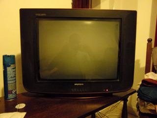 Televisor 21 Pulgadas Poco Uso Casi Nuevo. Impecable