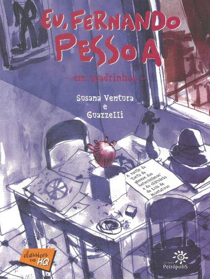 Classicos Hq Fernando Pessoa Devir - Bonellihq Cx336 F18