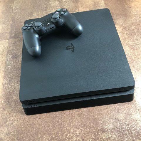 Ps4 Playstation 4 Desbloqueado Destravado 5.05 Hd 1tb +jogos