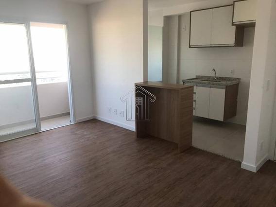 Apartamento Em Condomínio Padrão Para Locação No Bairro Vila Palmares, 2 Dorm, 2 Vagas, 47 M - 11242agosto2020