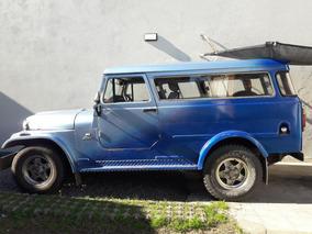 Jeep Ika Carrosado Largo - Unico