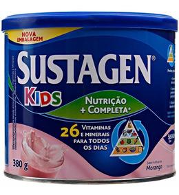 Sustagen Kids Todos Os Sabores Lata 380g