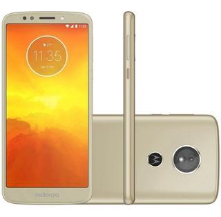 Smartphone Motorola Moto E5 Play 1ram 16gb 4g Dourado +nfe