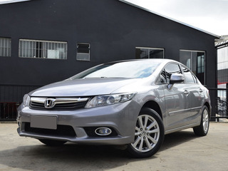 Honda Civic 1.8 Lxs Flex 4p 2012