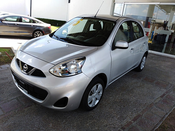 Nissan March Advance Automatico 2015