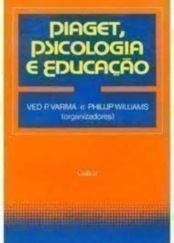 Livro Piaget Psicologia E Educação - Neb