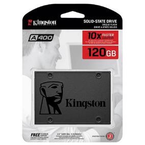 Ssd Kingston 2.5 120gb A400 Sata Iii 500mb/s