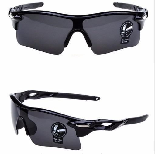 Óculos Unisex De Sol Esporte Ciclismo Proteção Uv Promoção