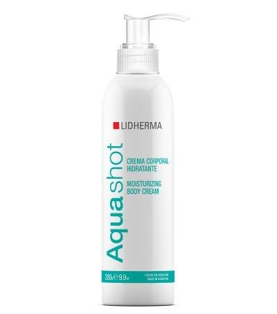 Crema Hidratante Corporal Aquashot - Lidherma