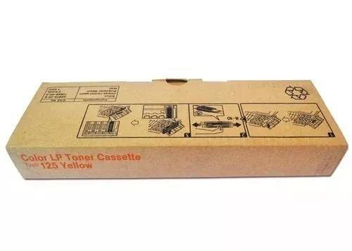 Color Lp Toner Cassette Type 125-kit C/4