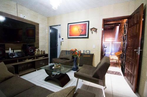 Casa Com 3 Dormitórios À Venda, 80 M² Por R$ 200.000,00 - Mondubim - Fortaleza/ce - Ca0395